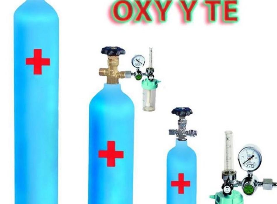Bình oxy cầm tay