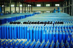 bình khí Co2 Công nghiệp