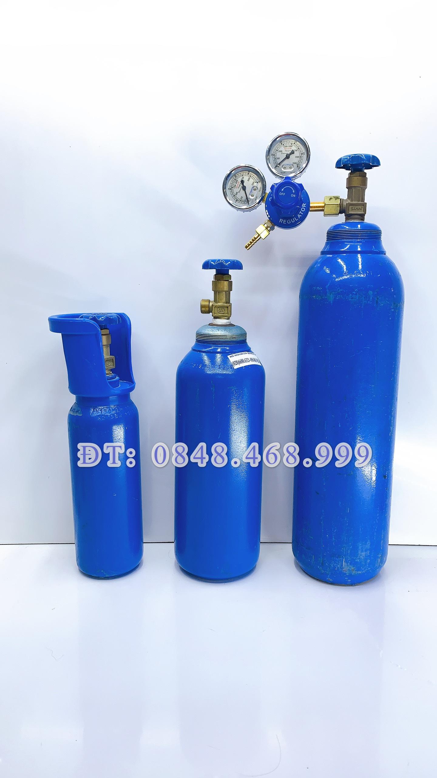 Công ty khí công nghiệp Sài Gòn cung cấp khí oxy tinh khiết dành cho hộ kinh doanh cá cảnh, nhà hàng hải sản.