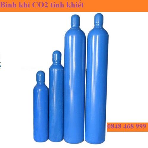 Cung cấp bình khí CO2  giá rẻ tại tp HCM