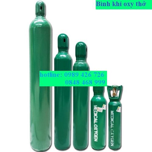 Cho thuê bình khí oxy thở tại nhà